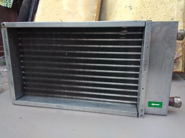 Водяной воздухонагреватель для вентиляции  Systemair VBR 50-30-4