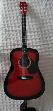 Gitara akustyczna, stan bdb