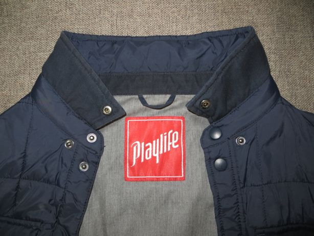 Playlife утепленная курточка (United Colors of Benetton куртка бомбер)