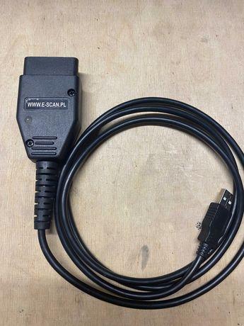 kabel interfejs diagnostyczny SCAN OBD2 USB