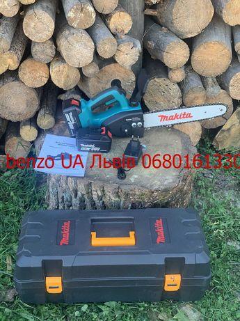 Акумуляторна пилка MAKITA DUC-122Z + 2 акума та зарядка. Японія