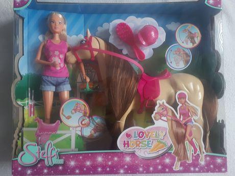 Zestaw Stefi z koniem