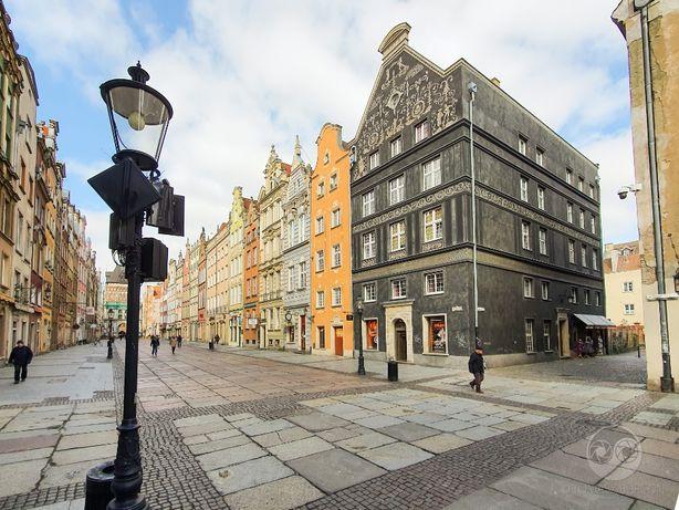 Wolne od 24.07 Apartament na Doby Gdańsk ul. Długa Starówka  4 osoby