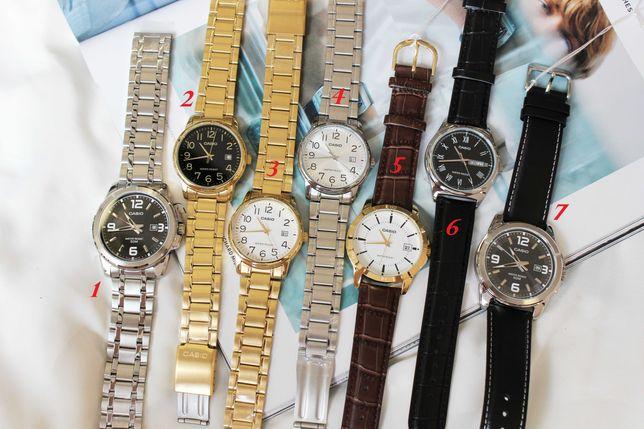 Оригинальные часы Casio MTP Гарантия!NEW(не Q&Q Nixon swatch romanson)