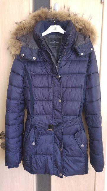 Зимняя куртка (темно-синяя) O'STIN