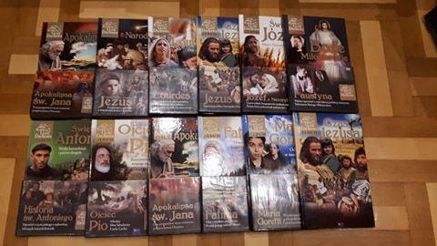 Kolekcja Uczta Duchowa (książka + Dvd)