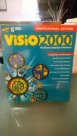 VISIO 2000 Professional (Selado)