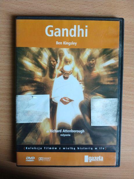 GANDHI film DVD R. Attenborough Ben Kingsley