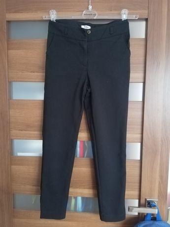 Spodnie cygaretki czarne 36 S