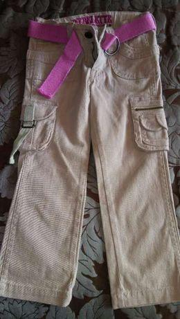 spodnie dziewczece Rebelette Los Angeles/4 latka