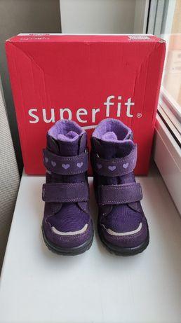 Superfit Husky Зимние сапожки ботинки 26 р GORE-Tex термоботинки