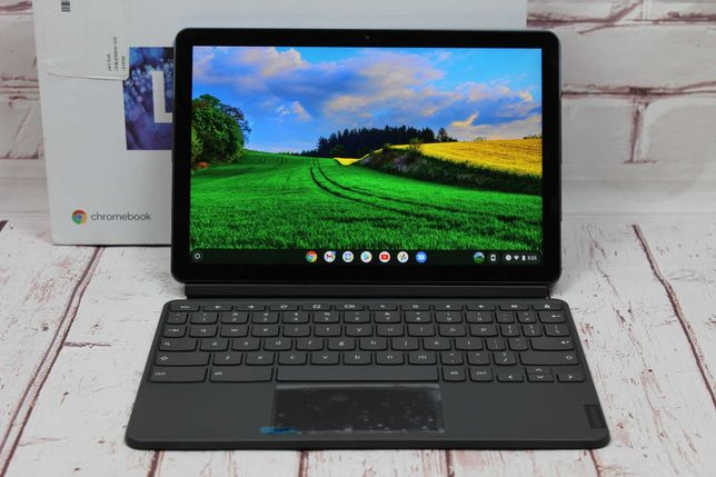 Планшет Lenovo IdeaPad Duet Chromebook / 4 gb / 128 SSD / FullHD IPS /
