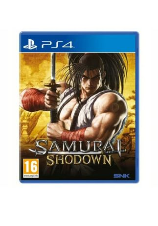 Samurai Shodown ps4 Nowa