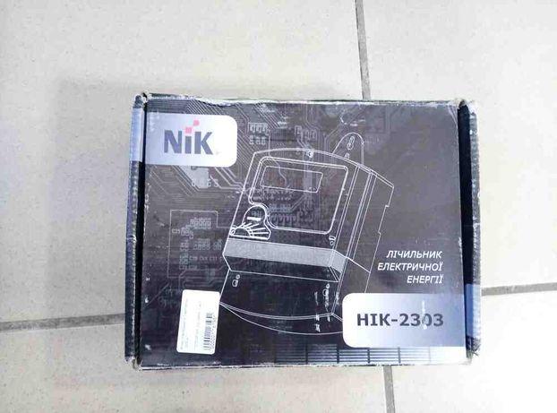 Электросчётчик НІК 2303 АП1