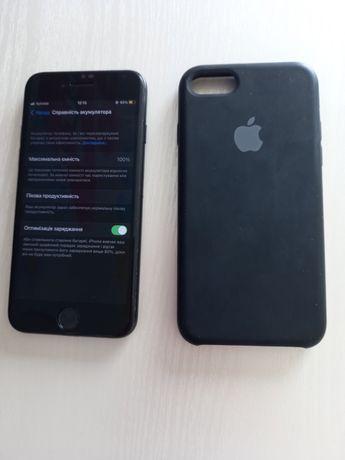 Продам айфон 7 на 128 гб привіз з англії батарею там міняв стан супер