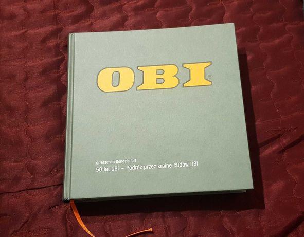 Książka 50 lat OBI  dr Joachim Bengelsdorf marketing i zarządzanie