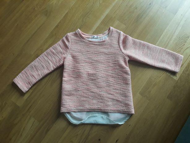 Sweterek dla dziewczynki 110