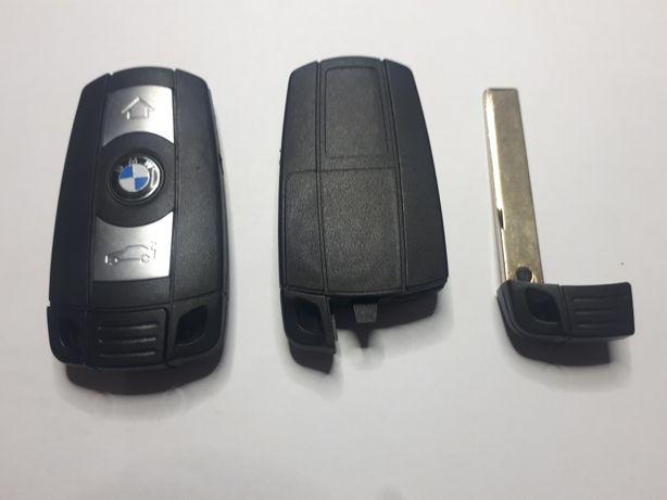 Kluczyk Pilot BMW E60 E61 E70 E81 E90 E92 X5 Z Kodowanie