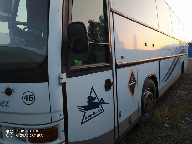 Автобус Scania k113