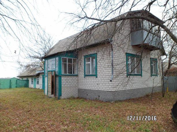 Дом в селе в Черниговской области