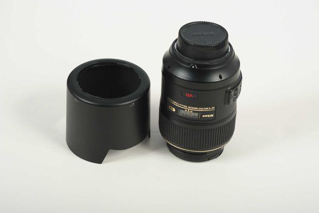 Nikkor AF-S Micro 105mm f/2,8G IF-ED VR