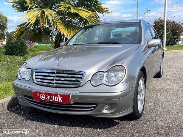Mercedes-Benz C 220 CDI Classic Aut.