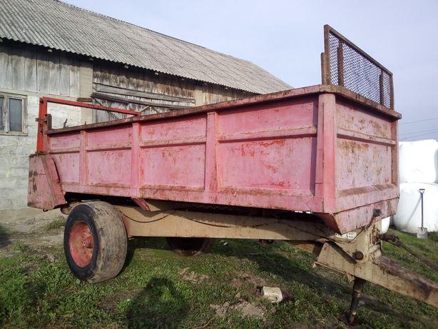 Rozrzutnik obornika Brimont 7 ton
