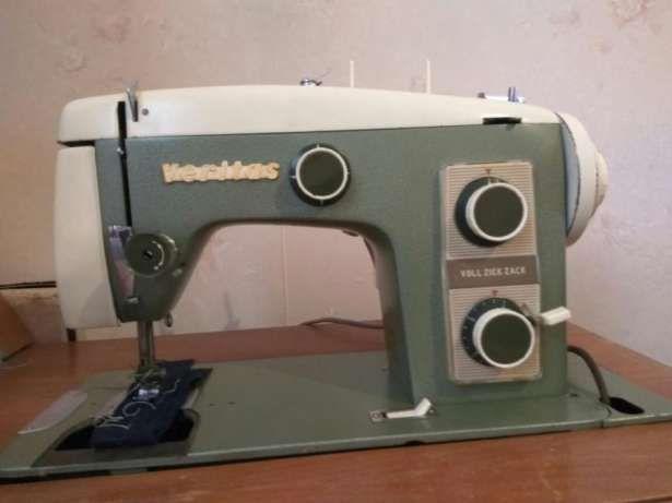 Продам швейную машинку Veritas с тумбой