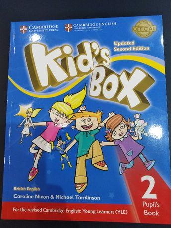 Cambridge Kid's Box 2 student's book