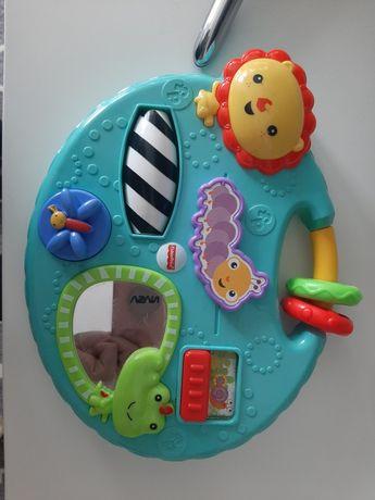 Zabawka Panel małego odkrywcy Fisher Price