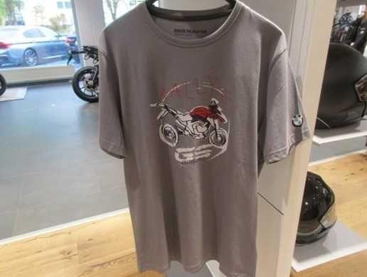 NOWA Koszulka BMW Motorrad T-Shirt R1250GS Rallye GS