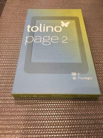 Nowy ebook tolino page 2 hd