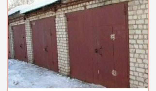 Продам кирпичный гараж в ГК.