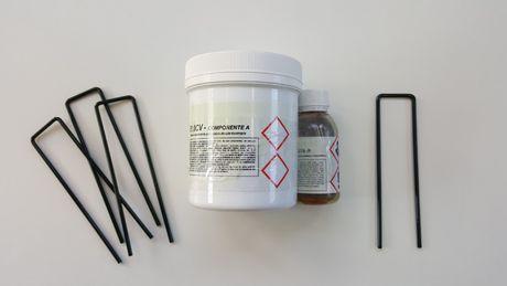 Cola para Relva Sintética / Artificial Kit de 5kg