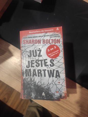 Już jesteś martwa - Bolton