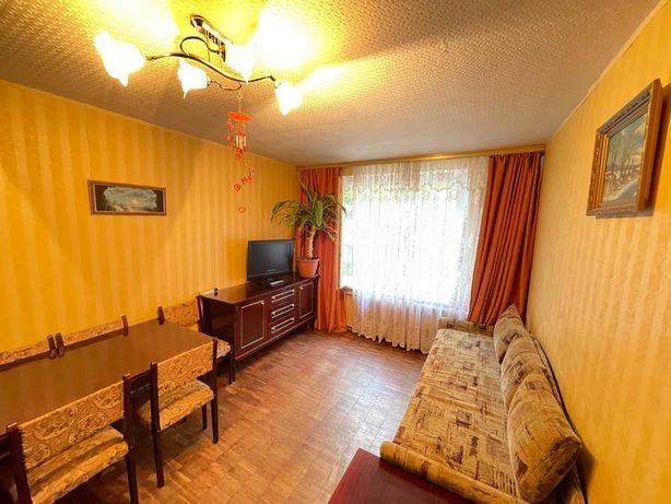 2-к.кв. Метро Минская. 2 балкона! Комнаты раздельные.