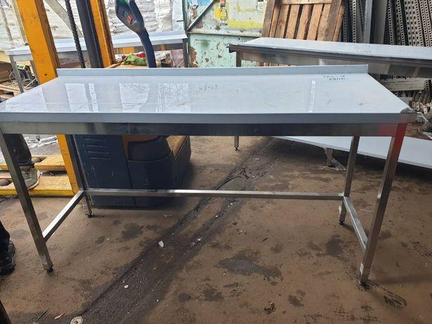 Стол с нержавейки 1,4 м. бу. Столы производственные. Столы для кухни