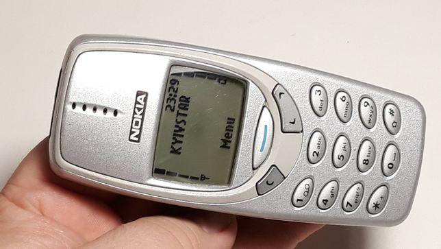 Nokia 3310. Ретро телефон из Германии 2001 года