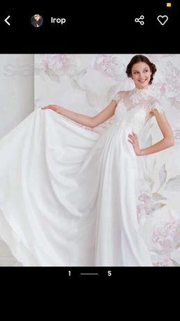 Весільне пляття, свадебное платье