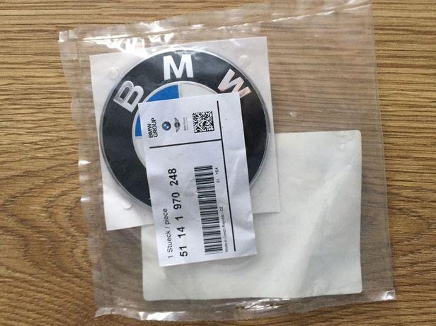 Emblemat logo BMW na klapę BMW z3 e31 e53 e65 e66