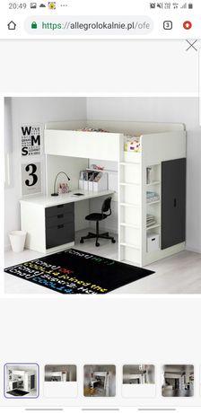 Łóżko Ikea STUVA