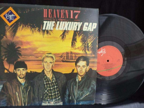 Heaven 17 - The Luxury Gap // Crushed By The Weels Of Industry - LP