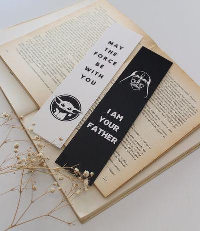 Marcadores de livros | star wars