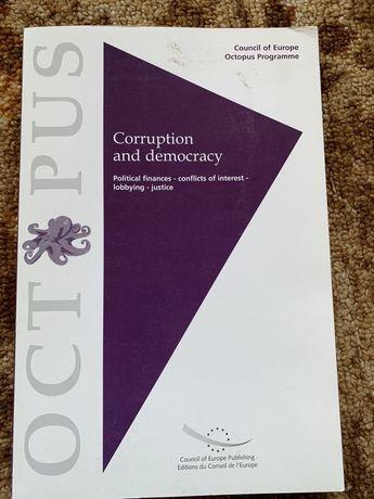 Книга Corruption and democracy