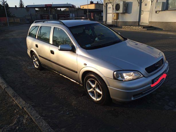 Opel Astra Kombi 1.4 benzyna 2001