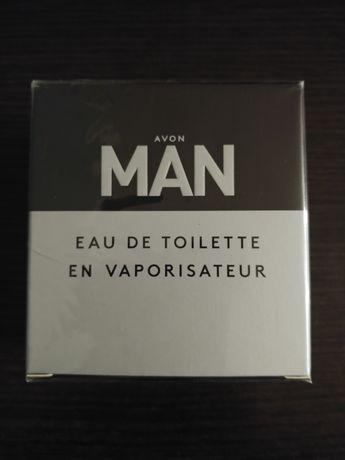 Woda toaletowa Avon Man
