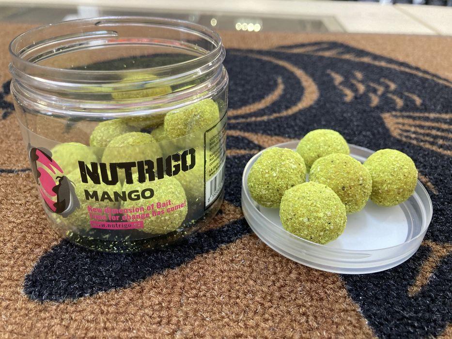 Mega skuteczne kulki proteinowe nutrigo Mango Żory - image 1