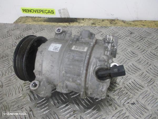 Compressor Do Ar Condicionado Volkswagen Golf Vii (5G1, Bq1, Be1, Be2)