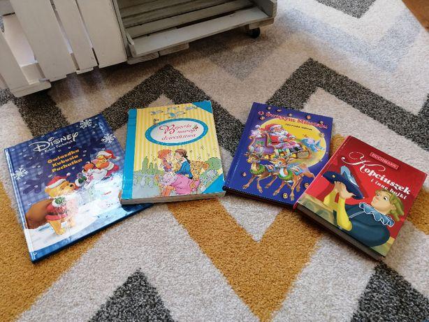 Książki dla dzieci - bajki - O Świętym Mikołaju