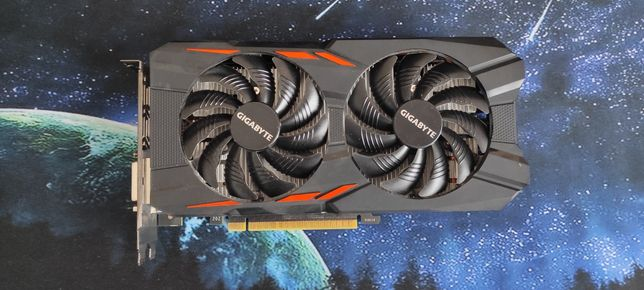 Karta graficzna Gigabyte GeForce GTX 1050 Windforce OC